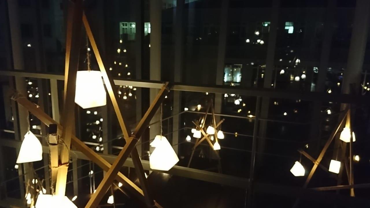 2018年12月開催の光の庭