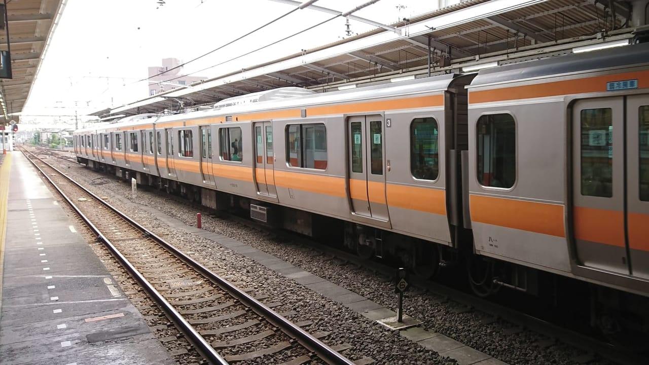 JR中央線豊田駅