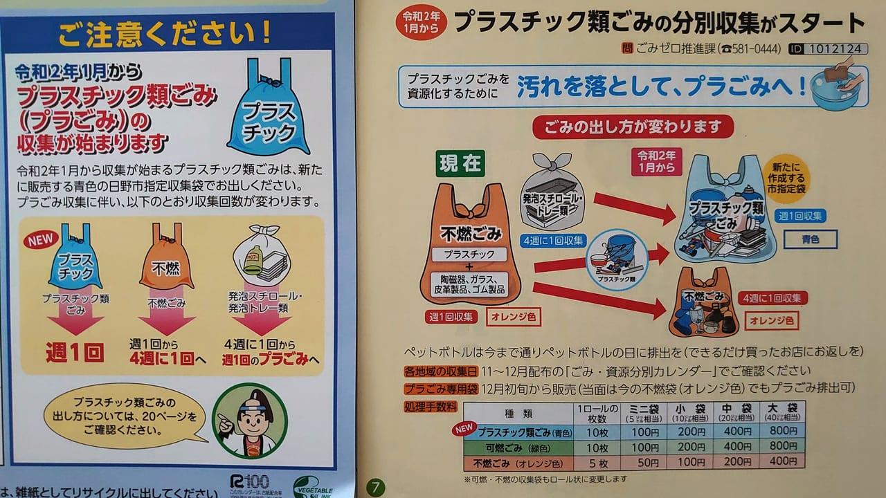 ゴミ カレンダー 国分寺