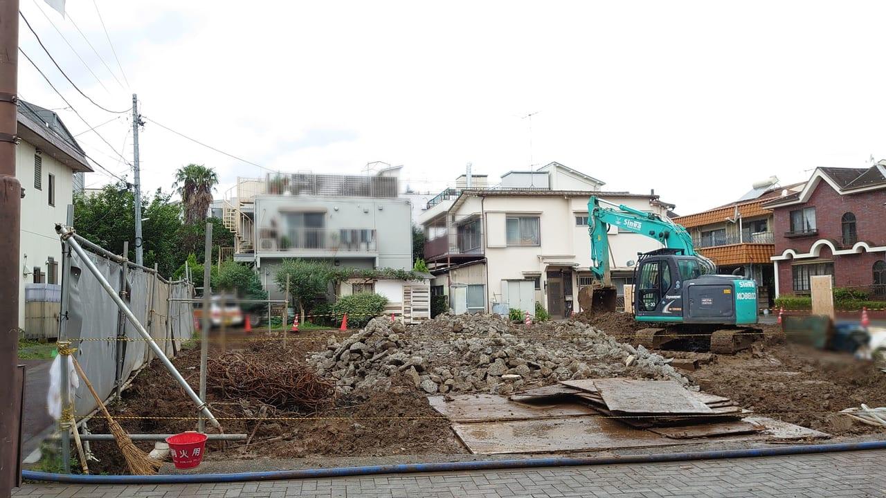 富士屋旅館解体後