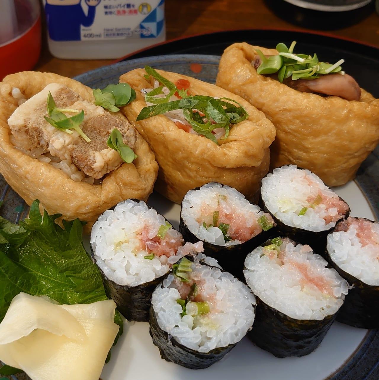 花澤香菜さんの実家、日野の『おいなり食堂』